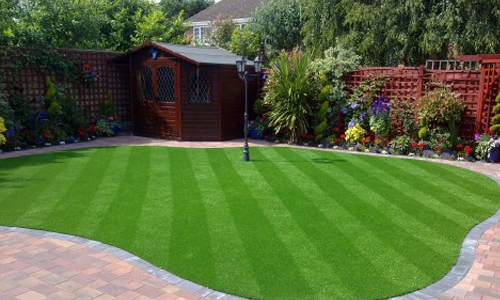 Perfect looking grass products