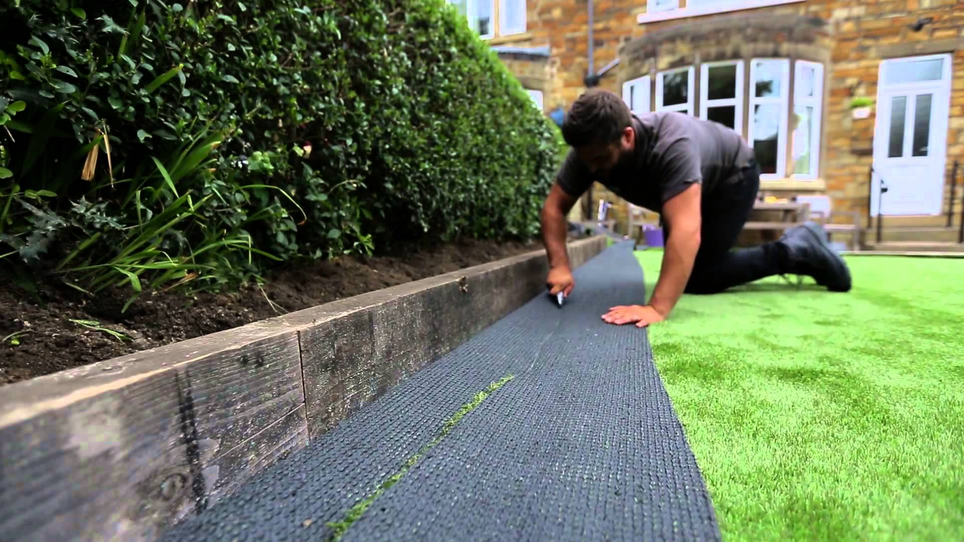 Artificial Lawns and Grass Installation